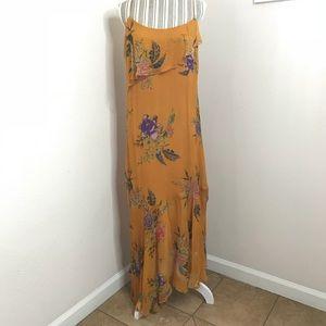 🆕 Spaghetti Strapped Maxi Dress